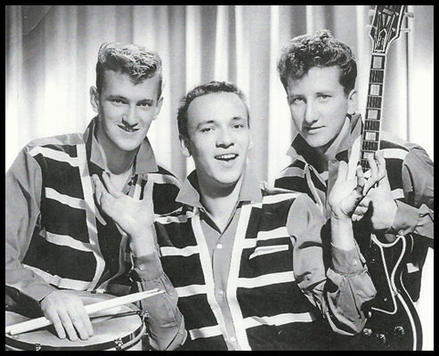 Bill Allen and The Backbeats