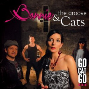Från Schweiz kommer Bonnie And The Groove Cats med deras debutalbum Go Cat Go!