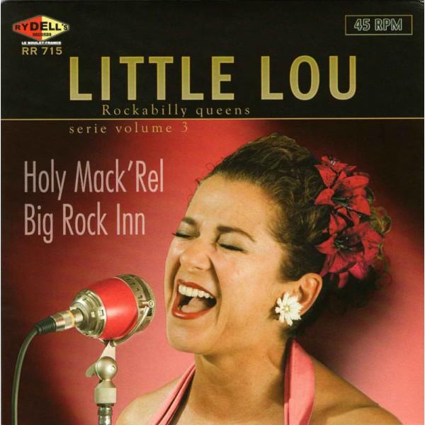 Little Lou - Rockabilly Queens Vol.3